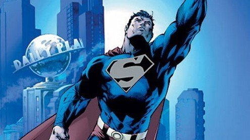 superman for tomorrow home