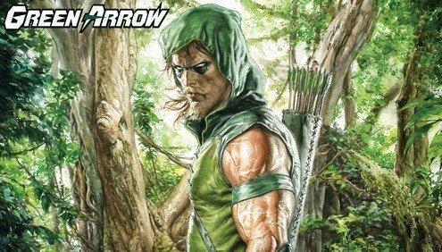 green arrow yo home
