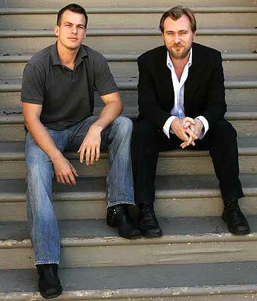 Jonathan e Christopher Nolan