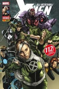 GLI INCREDIBILI X-MEN 263