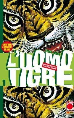 L 39 uomo tigre tiger mask recensione planet manga for Disegni da colorare uomo tigre