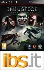 Injustice – Gods Among Us ps3