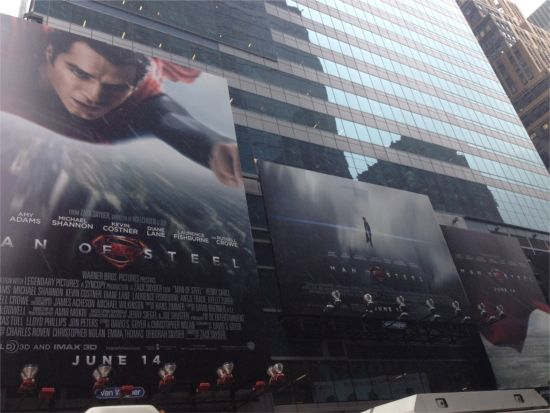 man-of-steel-times-square