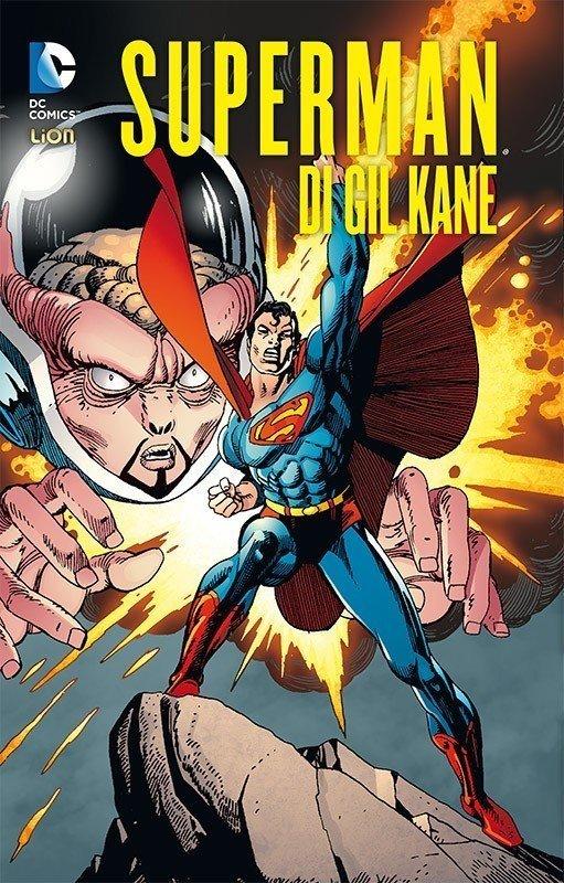 Superman-di-Gil-Kane-cover