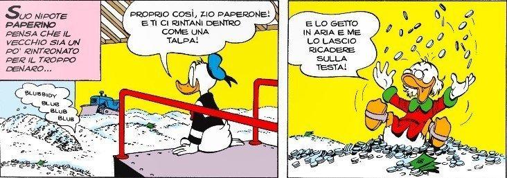 Zio Paperone La disfida dei dollari 0