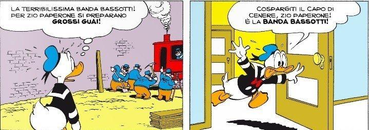 Zio Paperone La disfida dei dollari 1
