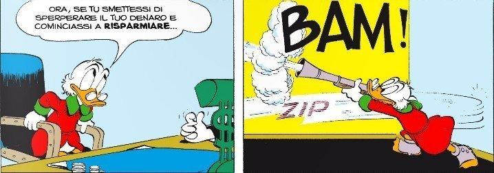 Zio Paperone La disfida dei dollari 11