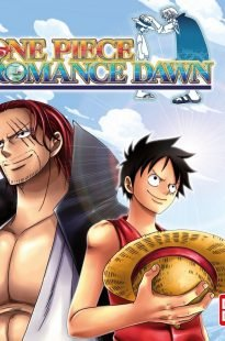one piece romance dawn cover