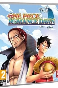one piece romance dawn cover 3D