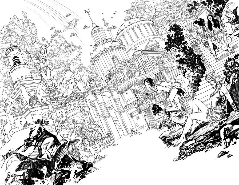 wonder_woman_earth_one__14_15__by_yanickpaquette-d6fp9of