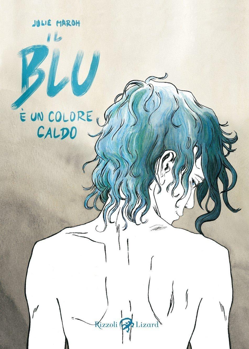 Il blu e un colore caldo