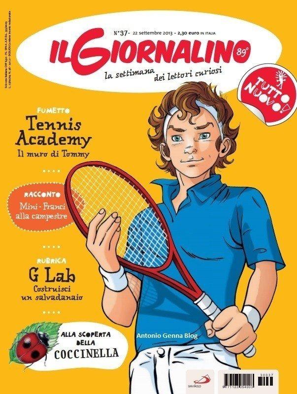 Tempo Libero - Magazine cover