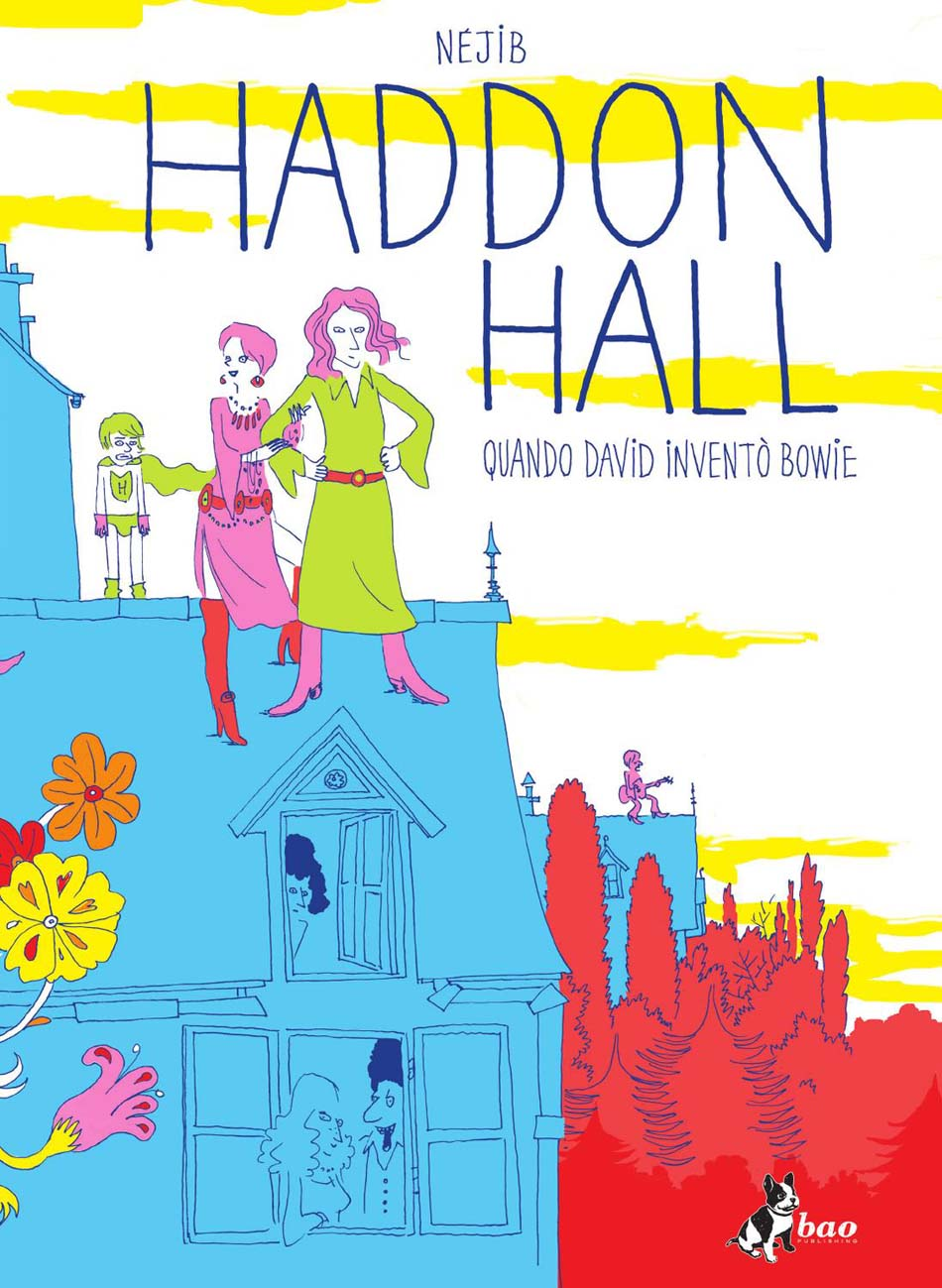 Haddon Hall COVER