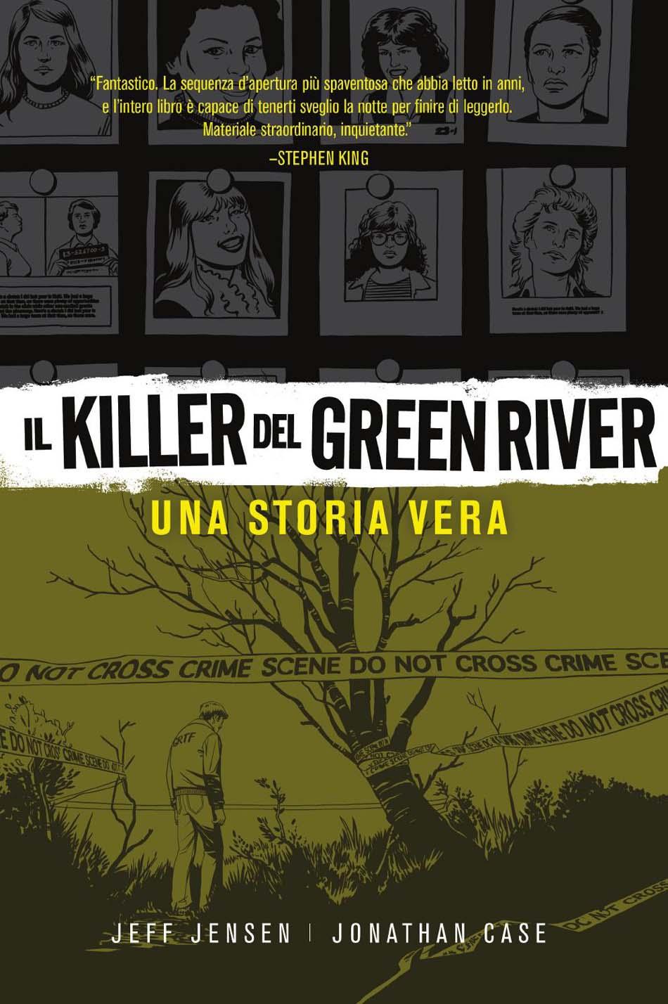 Il Killer del green River_COVER