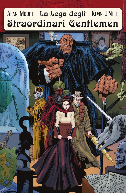 La Lega degli Straordinari Gentlemen 2 cover