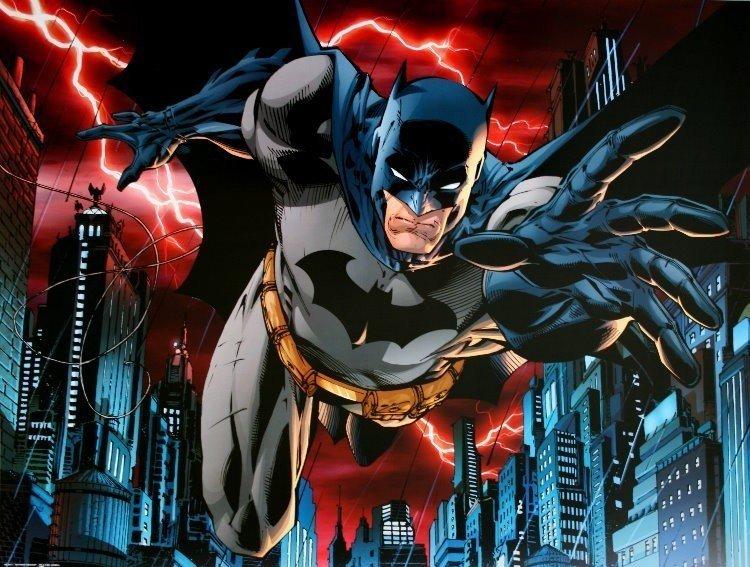 dc comics batman forever