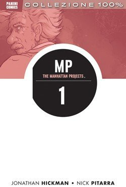 100pcMANHATTAN PROJECTS 1_Cover.indd