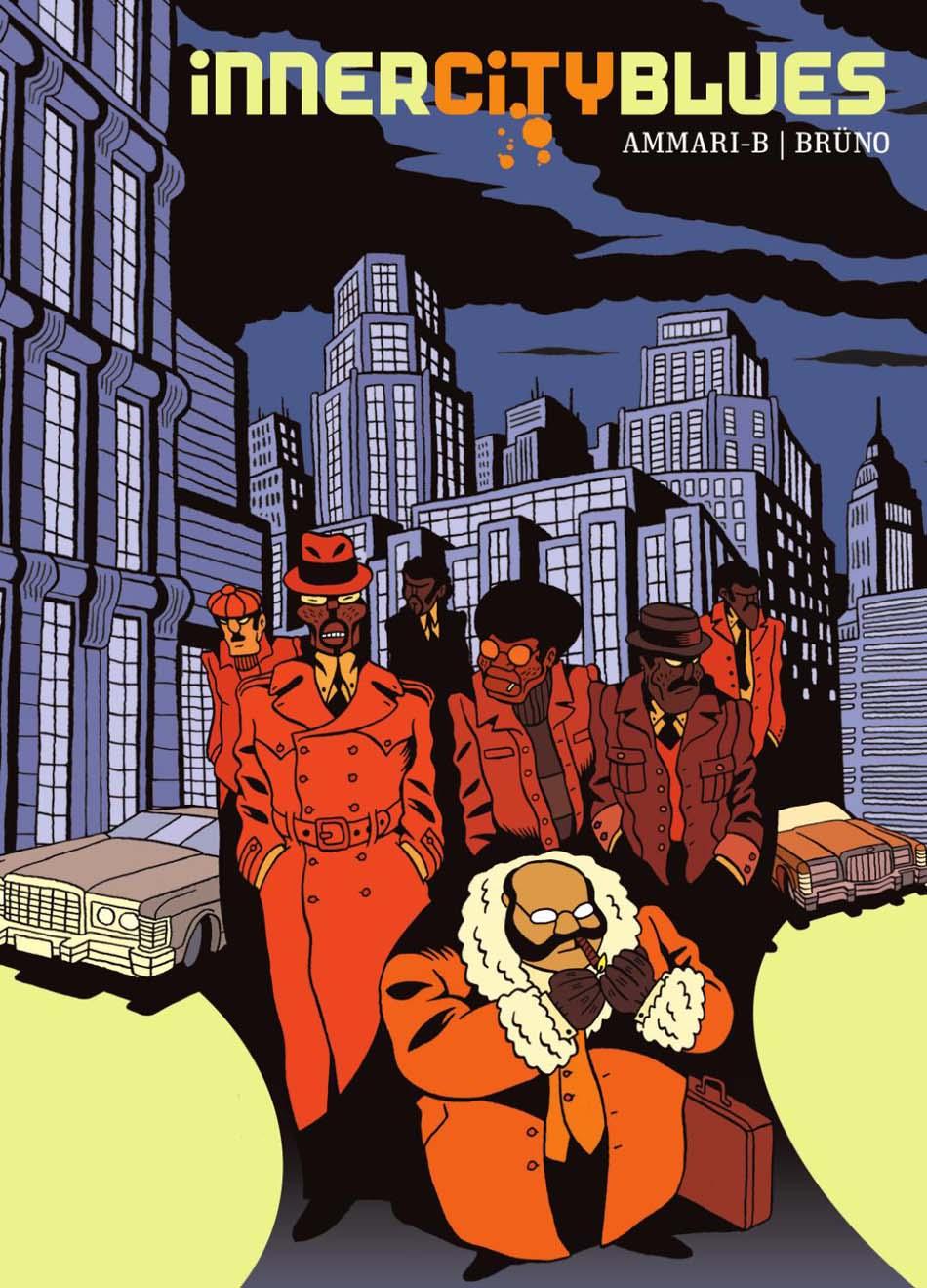 inner City Blues cover