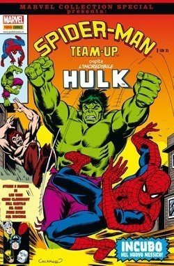 Marvel Team up_MARVEL COLLECTION SPECIAL_cover.indd