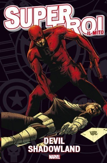 Supereroi Il Mito n. 20-Devil Shadowland