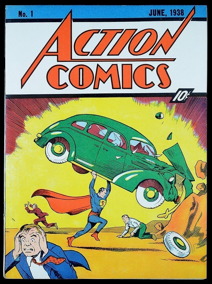 eBay Action comic 1_Cover