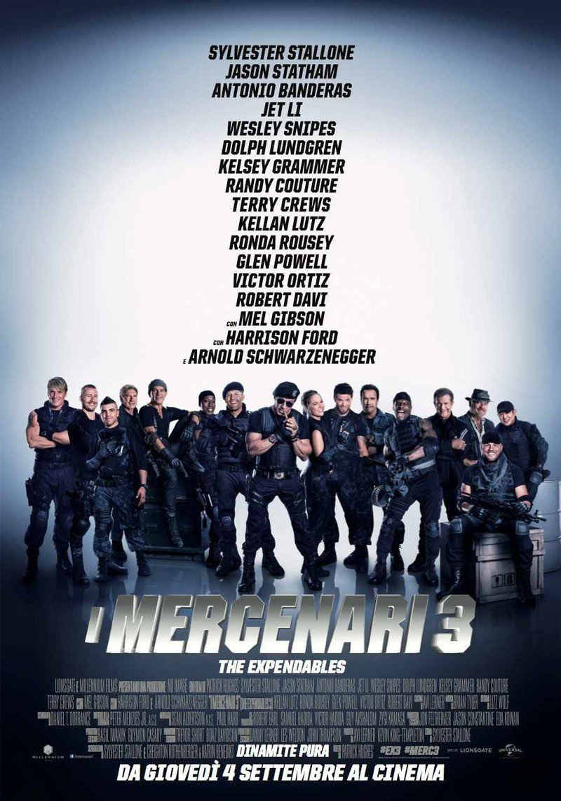 I Mercenari 3