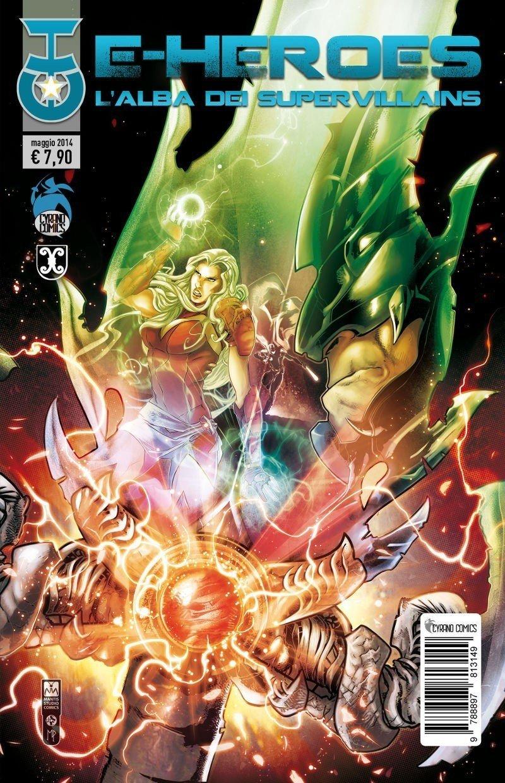 e-heroes alba supervillains