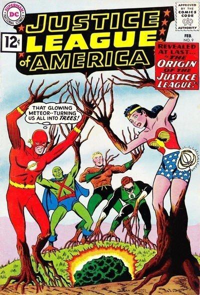 justice league america 9