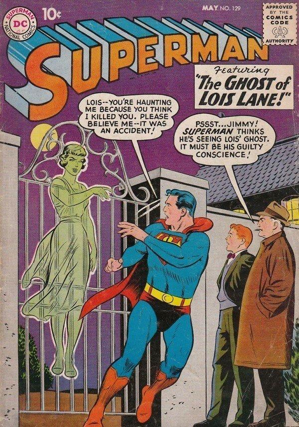 superman 129 1959