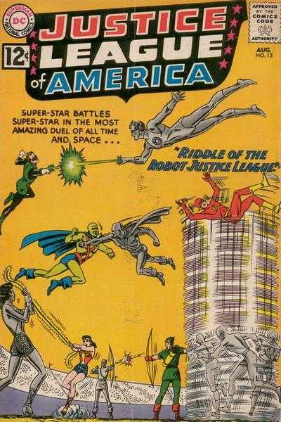 justice league of america 13