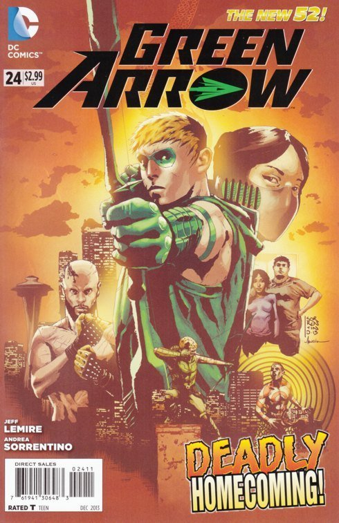 GreenArrow24