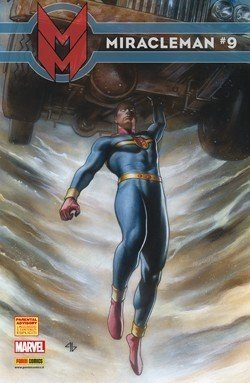 MIRACLEMAN 9 COVER A
