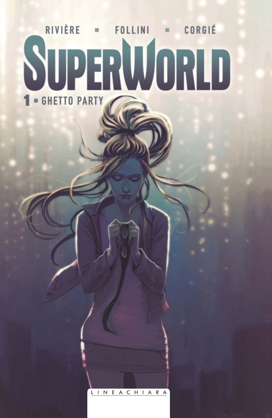 SUPERWORLD - COPERTINA