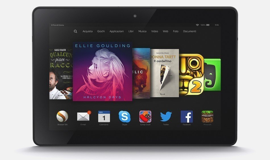 Fire HDX 8.9   Recensione   Amazon   Kindle