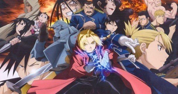 Fullmetal AlchemistBrotherhood