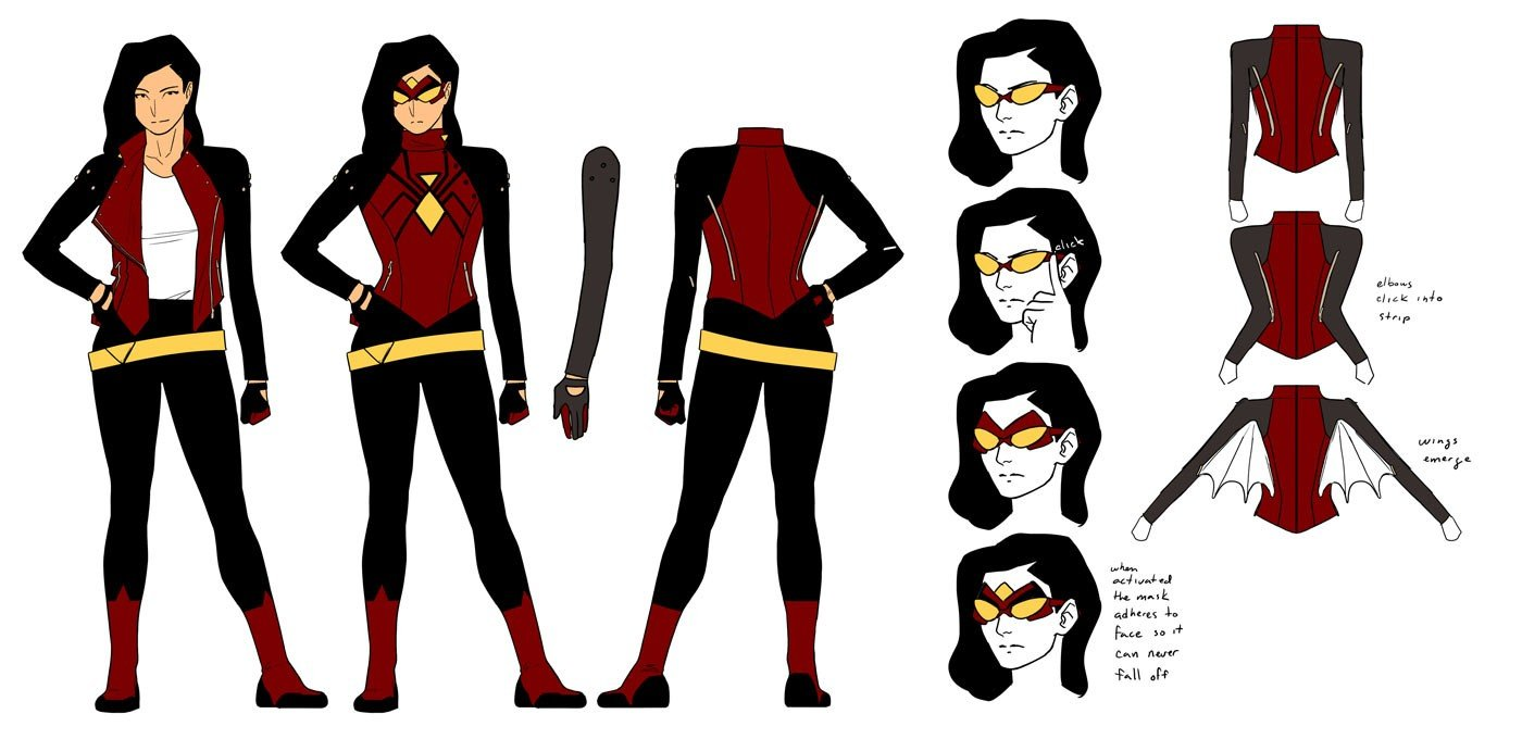 Spider-Woman new 1