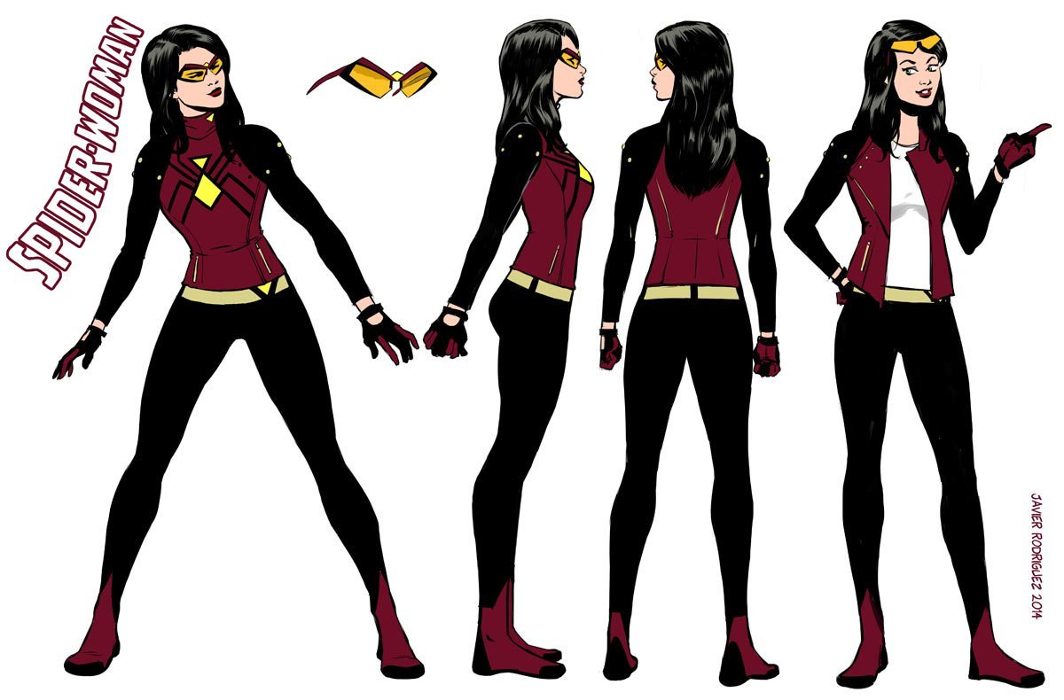 Spider-Woman new 2