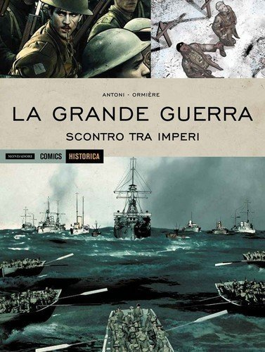 grande guerra scontro imperi