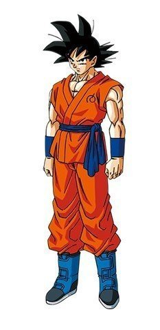 dragon ball z movie 2015 goku