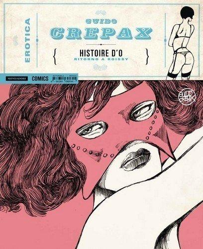 guido crepax erotica vol 6