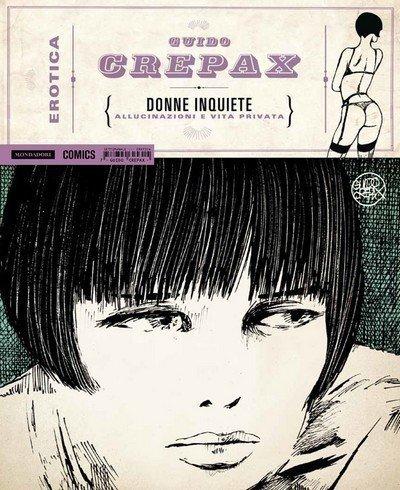 guido crepax erotica vol 7