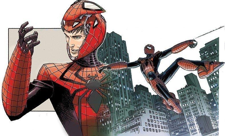 Aaron Aikman_SpiderMan
