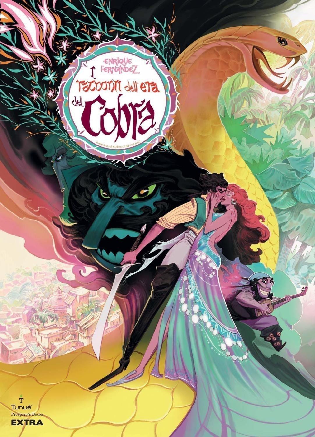 I racconti dell'era del Cobra-cover