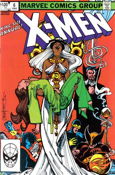 X-Men Annual n. 6