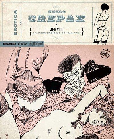 crepax erotica 18 00