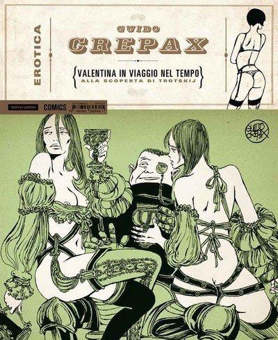 crepax erotica 19 00
