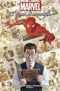 Marvel 75 anni di Meraviglie