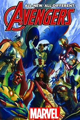 all new all different avengers ross
