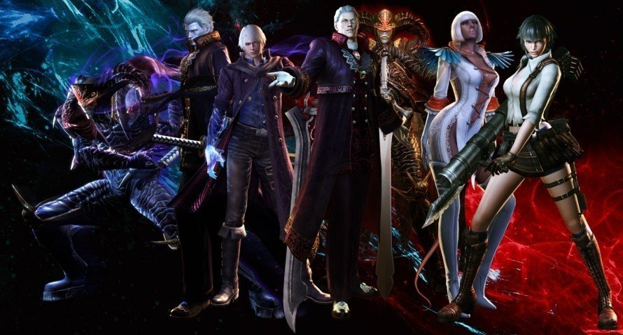 devil may cry 4 special edition costumi