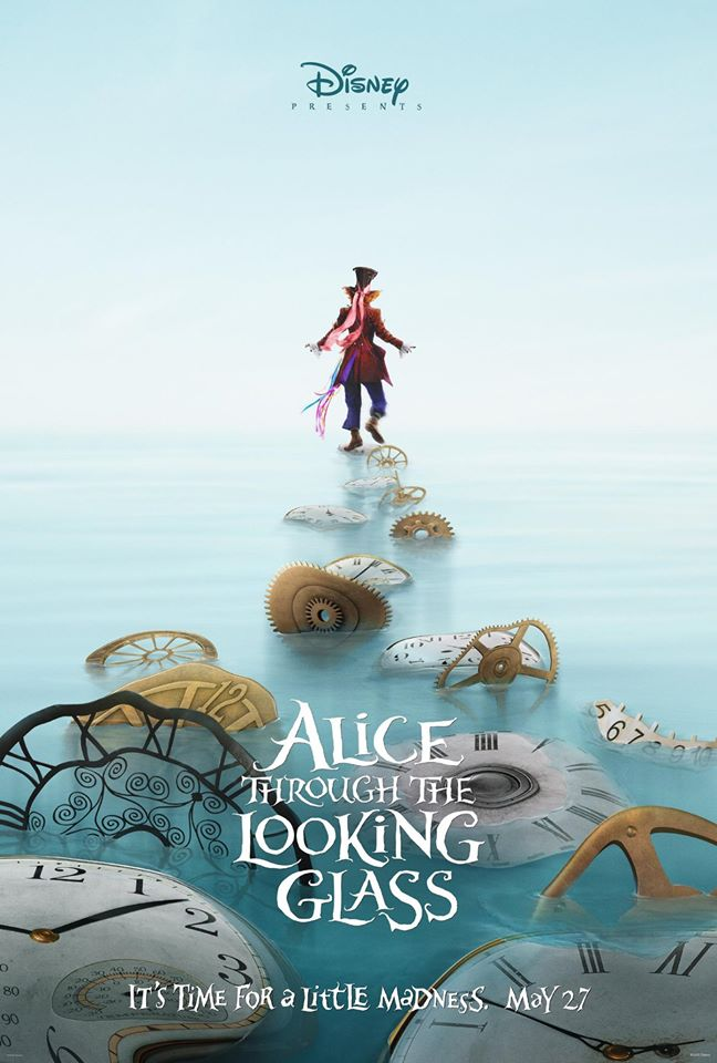 Alice Through the Looking Glass (2)